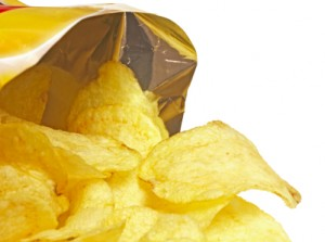 potato chips and cancer
