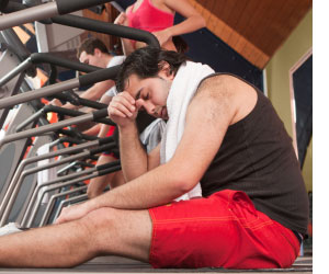 can exercise make you gain weight