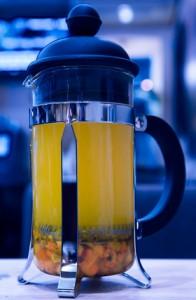 twig tea