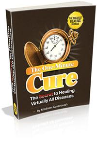 One Minute Cure Book