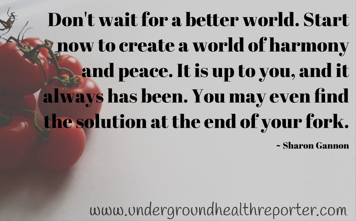 Create your own better world