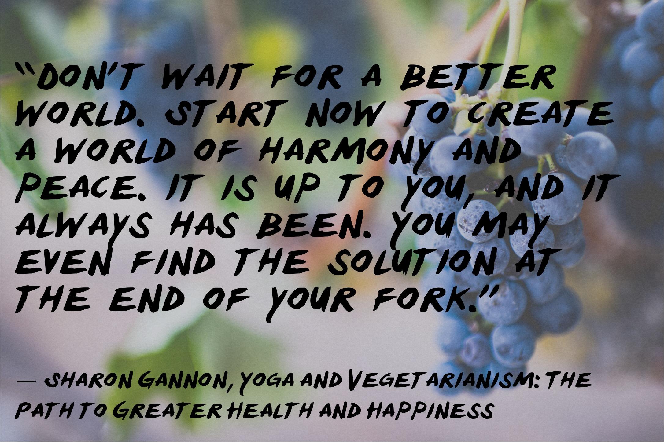 Sharon Gannon Quote