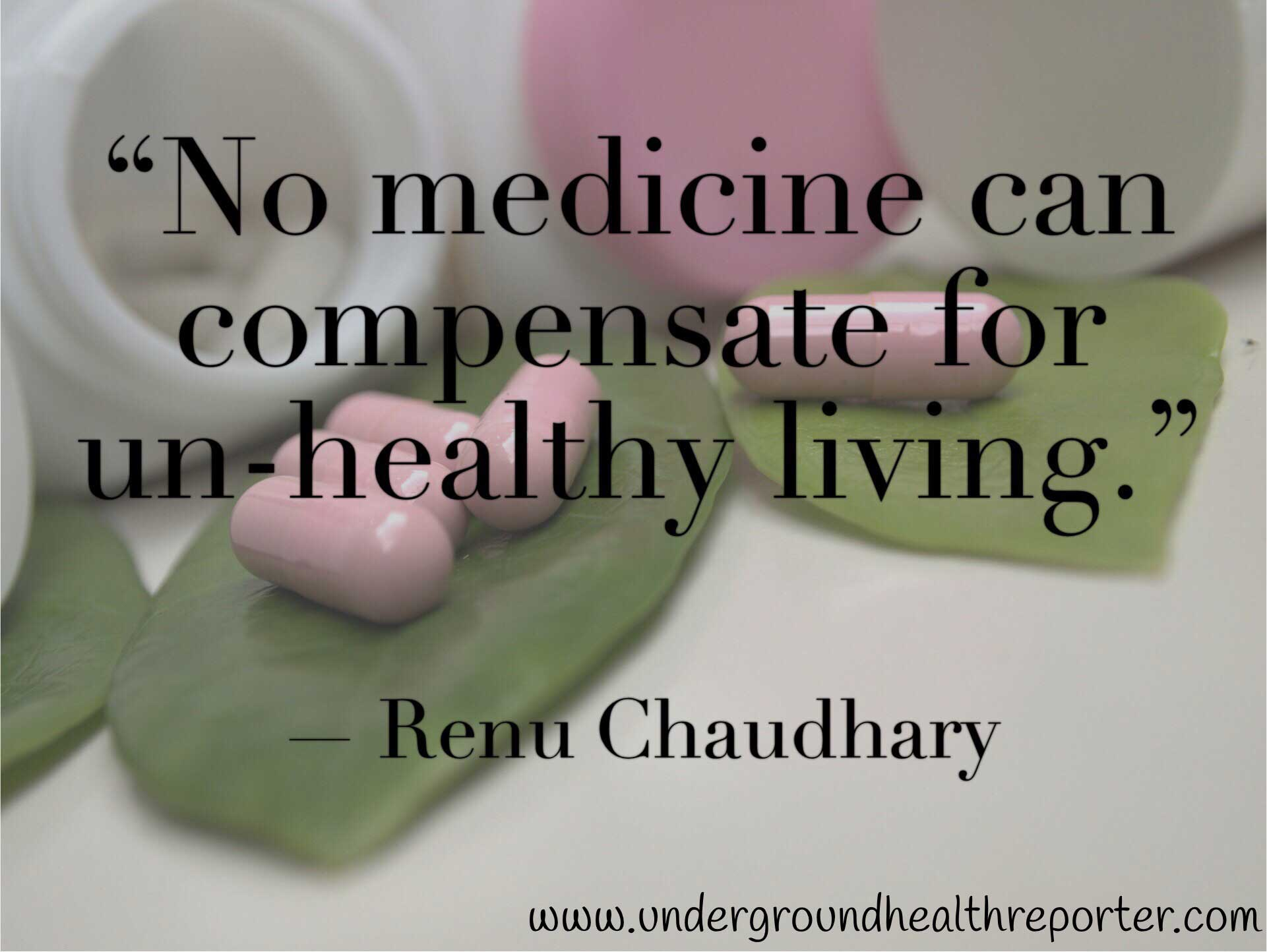 Renu Chaudhary quote