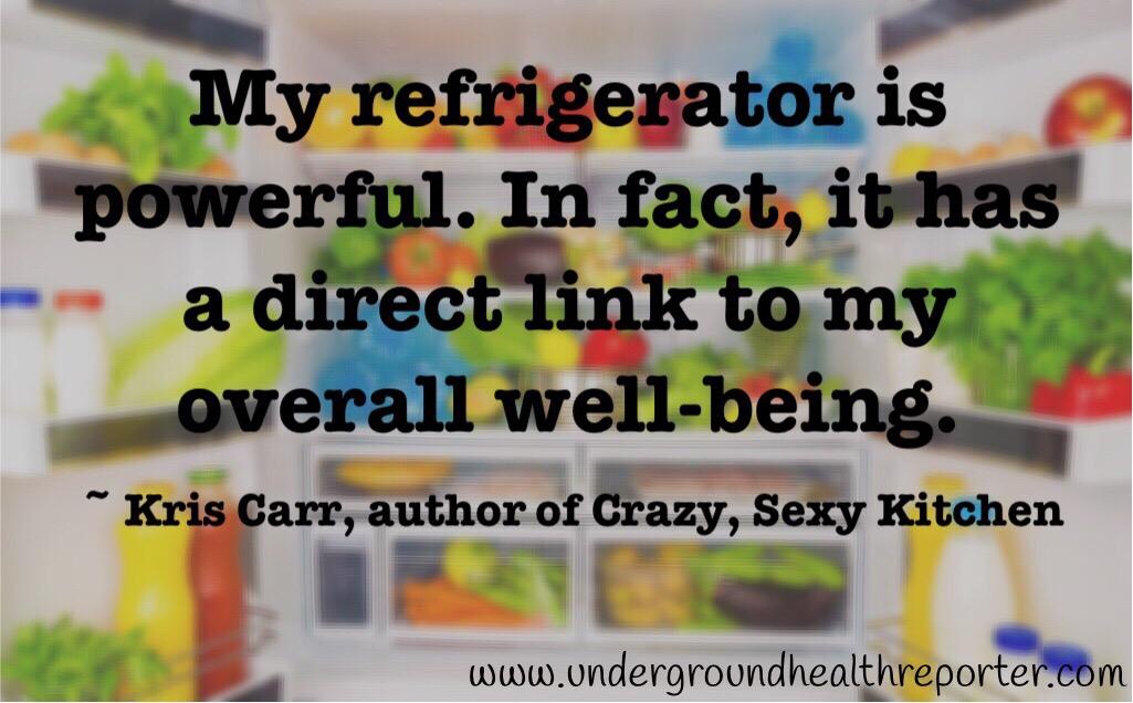 Kris Carr quote