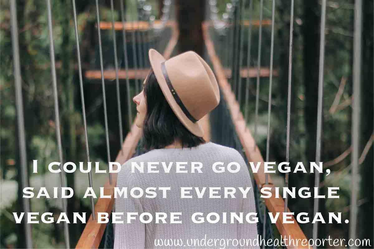 Before Going Vegan