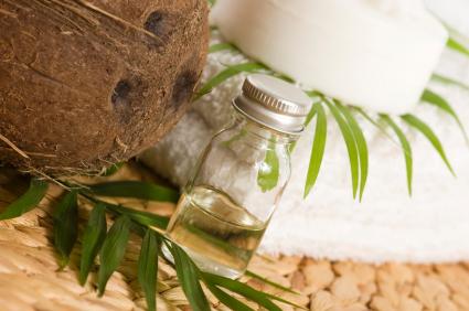coconut oil treatment