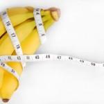 are bananas fattening