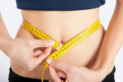 reduce belly fat in women
