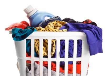 toxic laundry detergent