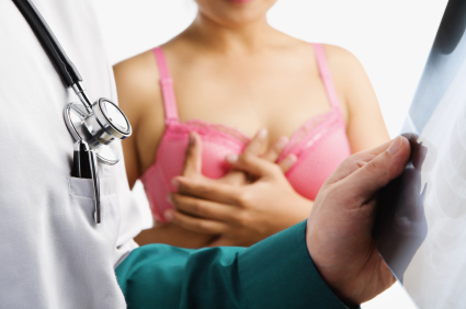 do mammograms cause cancer