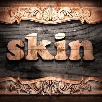 copper skin