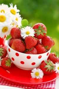 strawberry health benefits