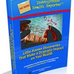 Underground Health Reporter Book