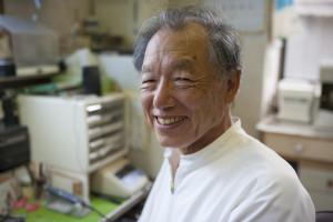Elderly Okinawan Man