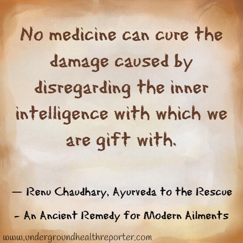 Renu Chaudhary, ancient remedies for modern ailments