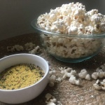 buttered popcorn with no butter