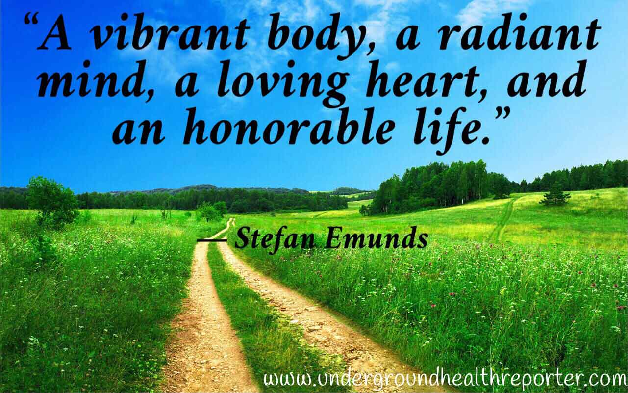 stefan emunds quote about an honorable life