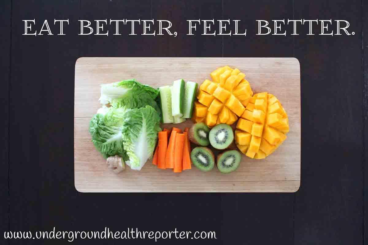 Eat Better; Feel Better